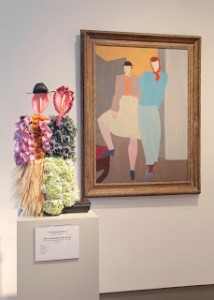 Fine Art and Flowers