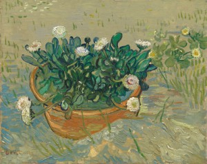 Daisies, Arles, 1888, Vincent van Gogh, Dutch (active in France), 1853–1890, Oil on canvas, Virginia Museum of Fine Arts, Richmond, Collection of Mr. and Mrs. Paul Mellon, 2014.207