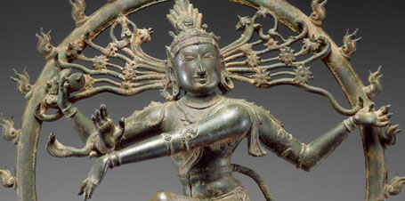 Shiva as King of Dancers (detail)