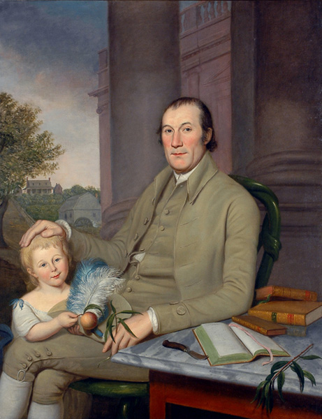 William Smith and His Grandson