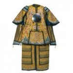 Ceremonial Armor with Dragon Design