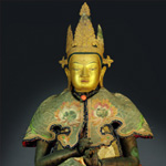 Vairochana Buddha in Ritual Costume, from The Palace Museum, Beijing