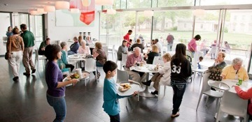 dining and facility rentals - plan your visit
